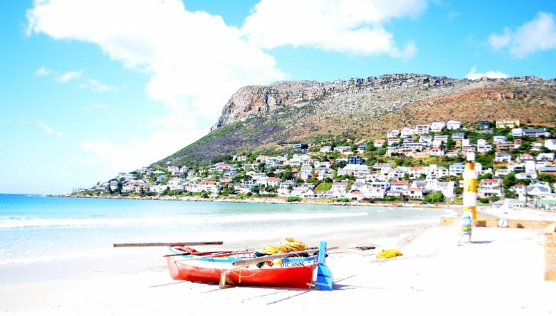 Escape to the Cape  -Garden apartment, holiday rental in Fish Hoek