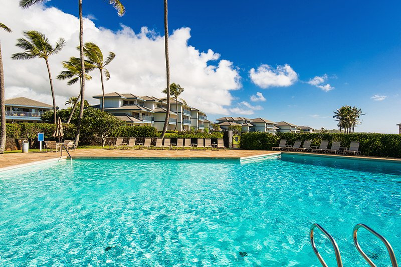Poipu Sands piscine