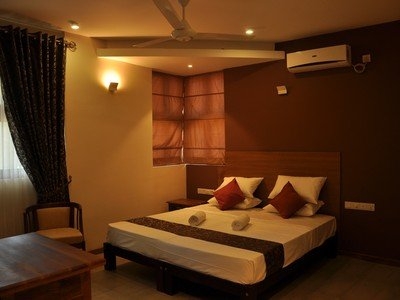 DELUXE DOUBLE ROOMS, holiday rental in Kundasale