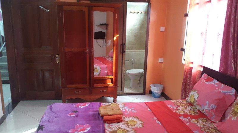 master bedroom met airconditioning