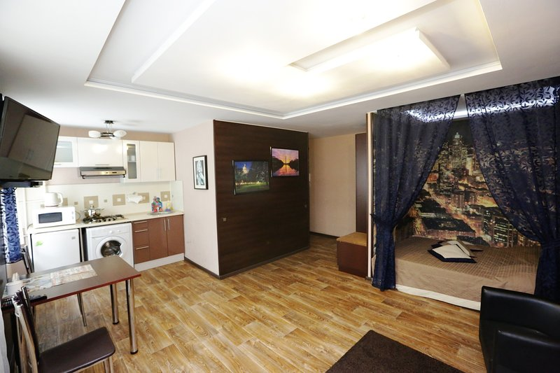 1-Комнатная квартира посуточно (Вашингтон), holiday rental in North Kazakhstan Province