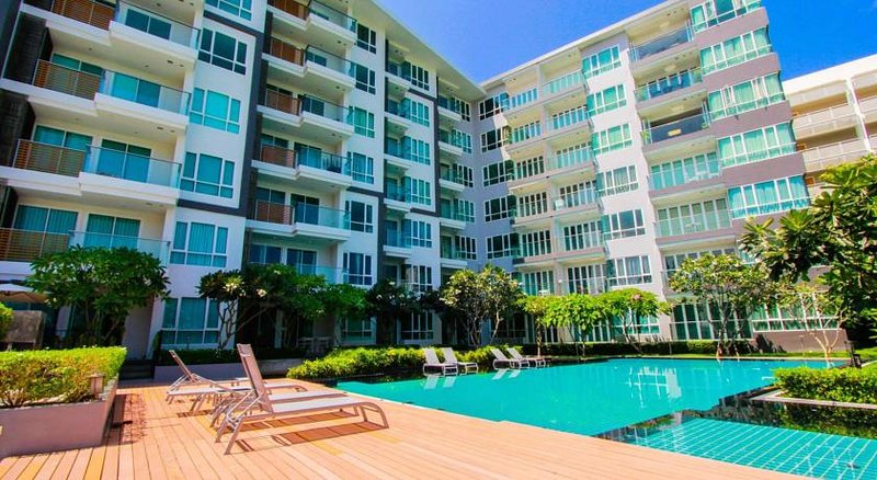 Baan View Viman 416 (by Montri_C), holiday rental in Ban Nong Kae