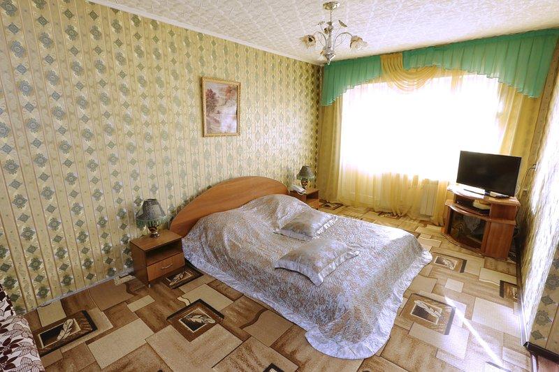 PARK HAUS Спутник, holiday rental in North Kazakhstan Province