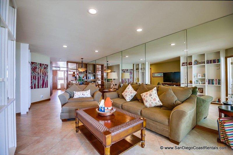 Ocean Front Dream, vacation rental in San Diego