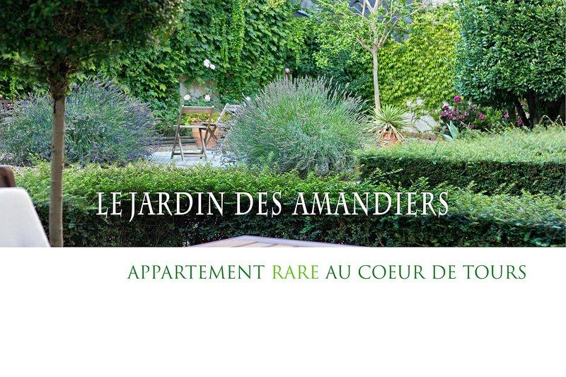 Luxurious apartment with parking centrally located, location de vacances à Saint-Pierre-des-Corps