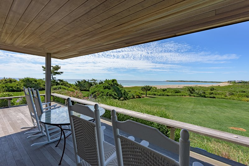 One of Multiple Decks with Sweeping Atlantic Ocean Views
