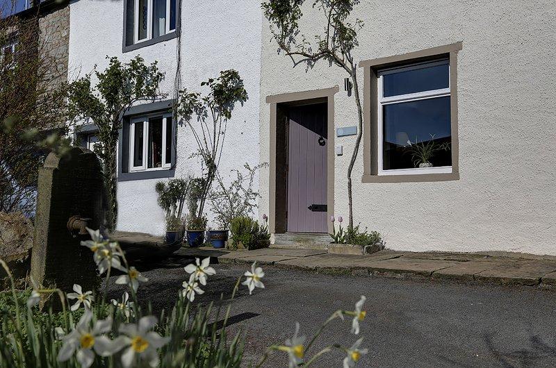 Bonnygrass Cottage, centre of Clitheroe, casa vacanza a Waddington