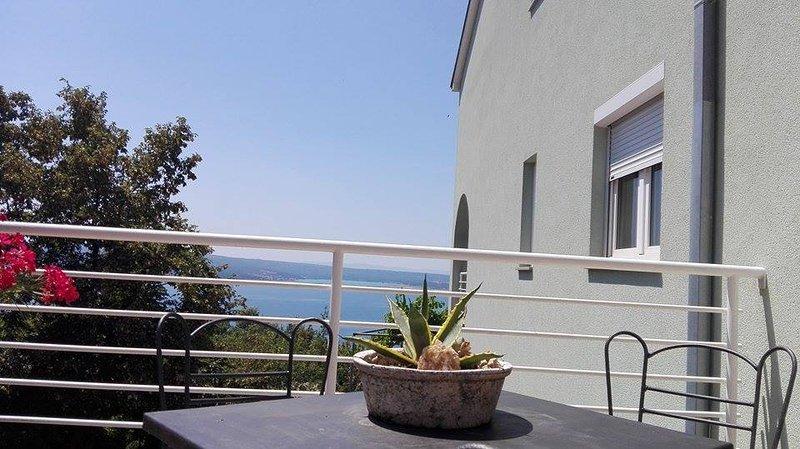 Apartment, Dramalj, Croatia, 1-bedroom, 4 persons, location de vacances à Dramalj