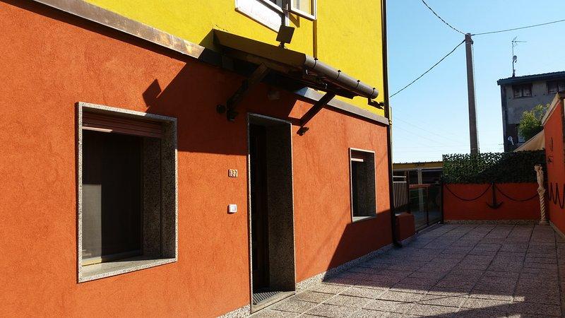 CASA VACANZE RUBIN VENICE, alquiler vacacional en Dogaletto