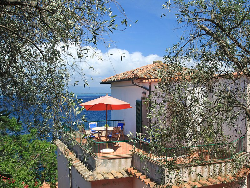 Il Sorriso, holiday rental in Talamone
