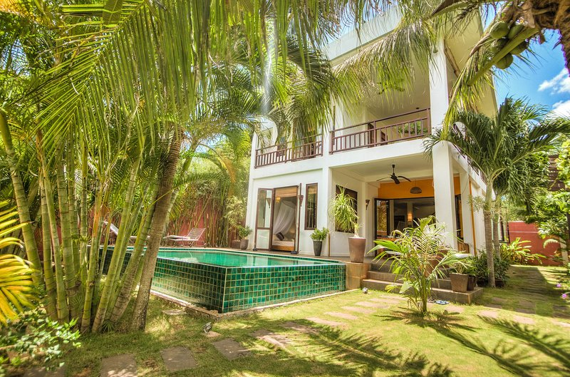 Namkha Villa with private Pool, holiday rental in Phu Thuy