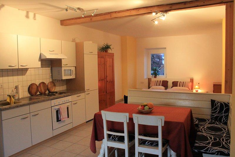 Kitchen (apartment type 1)