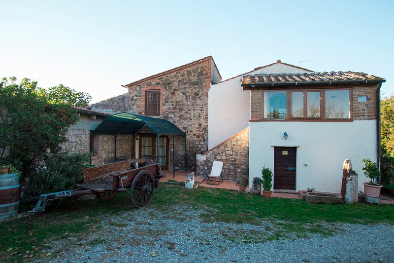 Agriturismo Oria Bianca, holiday rental in San Quirico d'Orcia
