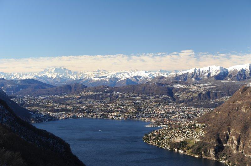 Excursión a Lugano