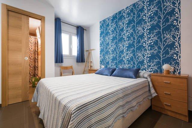 Casa a 20 metros de la playa del Palo, alquiler de vacaciones en Málaga