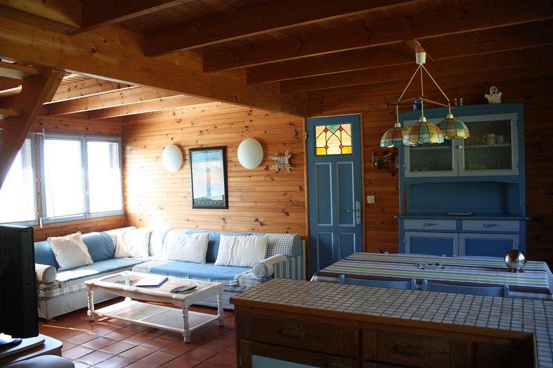 Beautiful house near the beach, vacation rental in Crozon