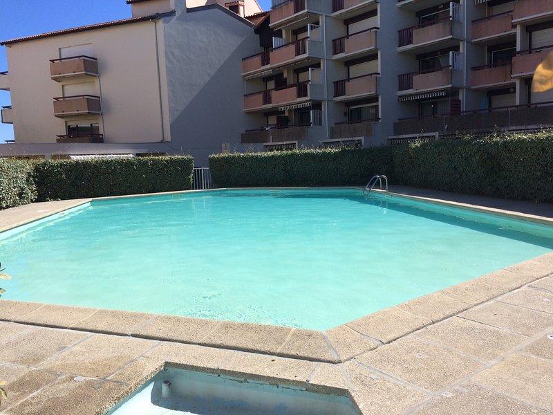 Amazing studio with shared pool, vacation rental in Capbreton