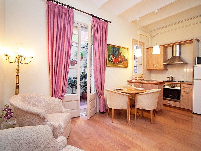 Gracia Torrijos, vacation rental in Vallmanya