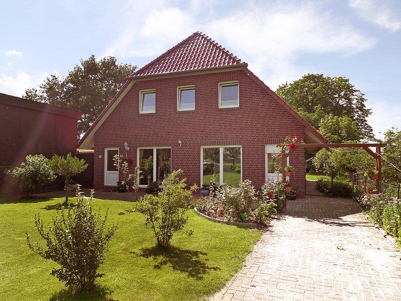 Villa Sorgenfrei, holiday rental in Schweiburg