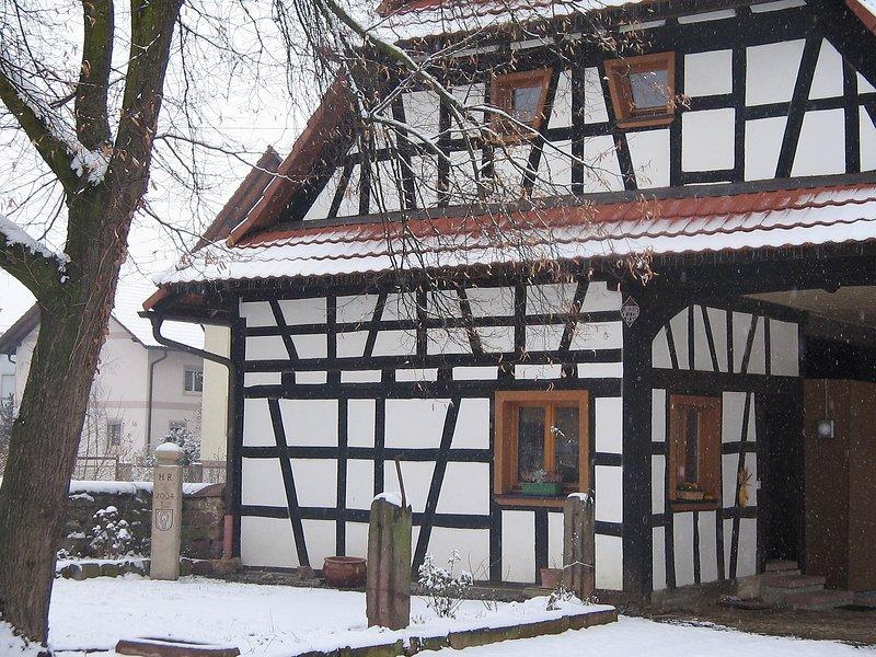 Dieboldshof, holiday rental in Friesenheim