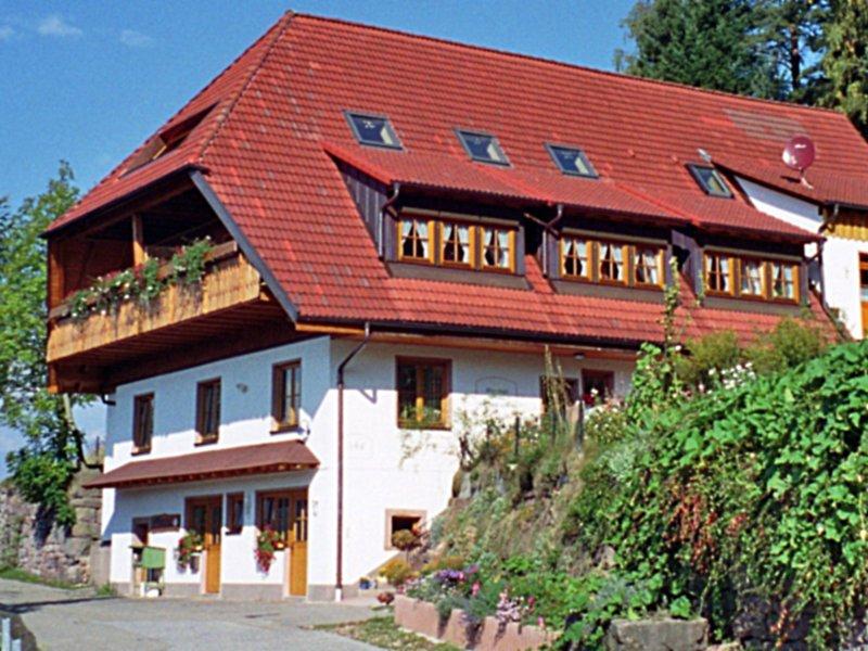 Biohof Herrenweg, holiday rental in Tennenbronn