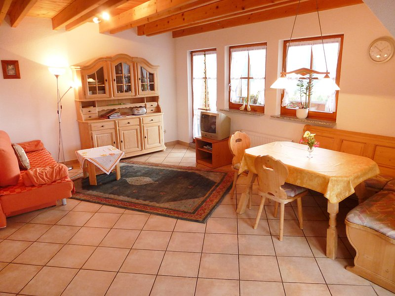 Biohof Herrenweg, holiday rental in Rosenfeld