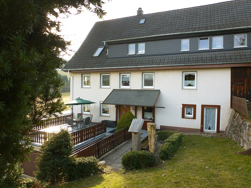 Schuler – semesterbostad i Unterkirnach