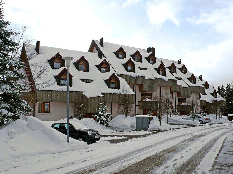Schwarzwaldblick, location de vacances à Schonach