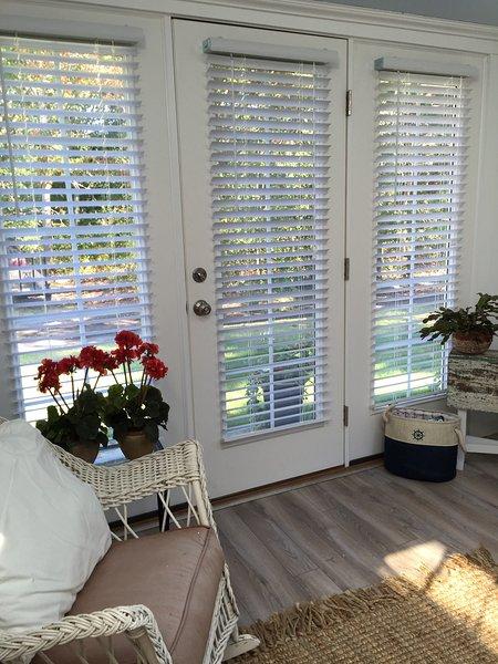 adorable sunroom