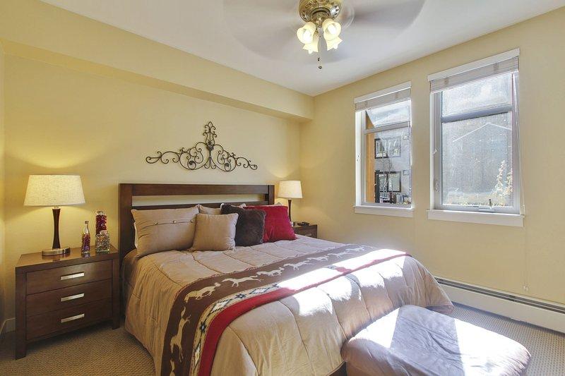 Suite de invitados con colchón Queen Size