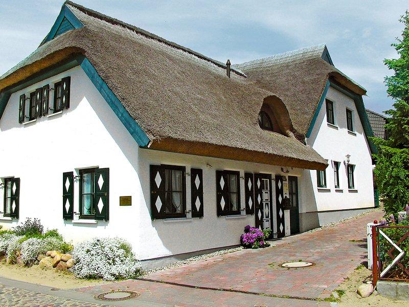 Lotsenhaus, vakantiewoning in Thiessow