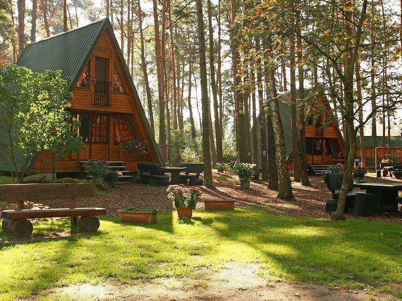 Nepumuk, casa vacanza a Winterfeld