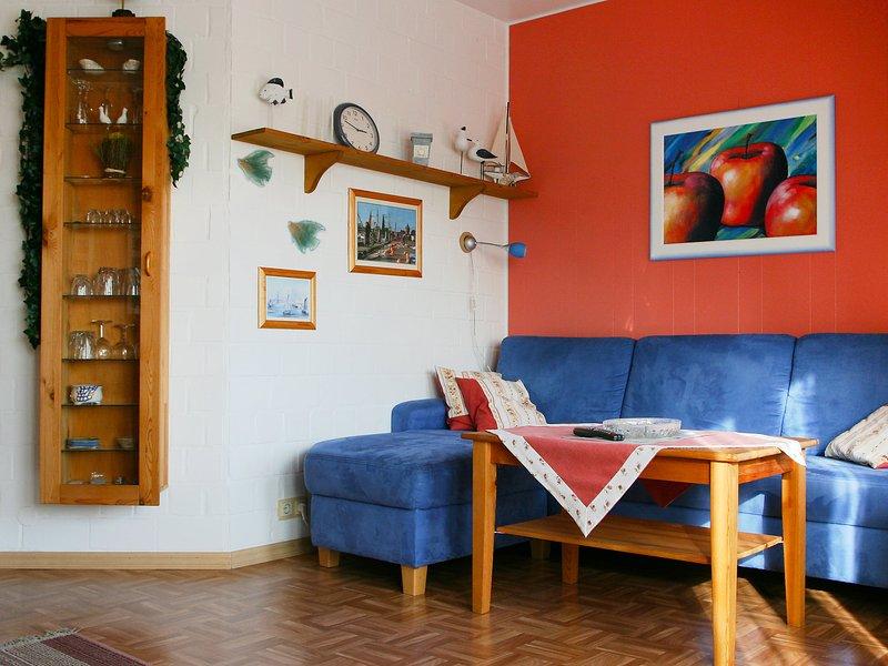 Vinnenhuis, casa vacanza a Duhnen