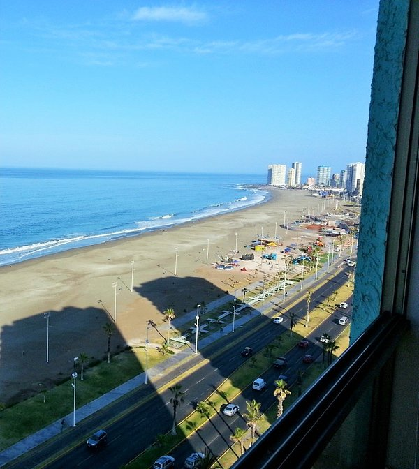 Beautiful view of Iquique Chile
