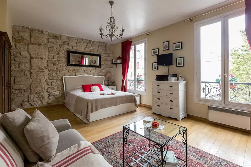 Studio en Isle - Monthly Rental, location de vacances à Paris