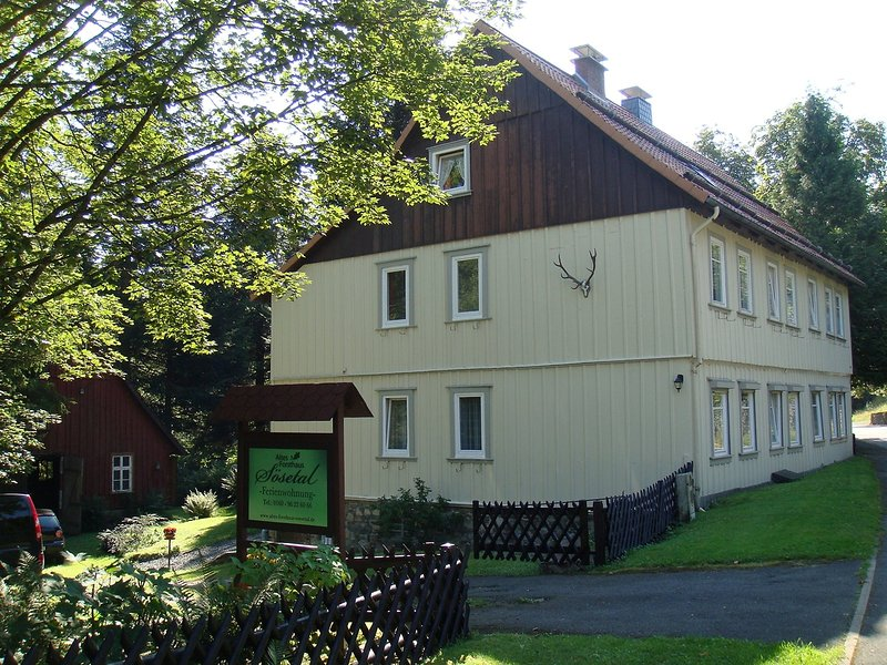 Altes Forsthaus Sösetal, holiday rental in Lauenforde