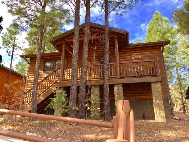 Bem-vindo ao Cabin Pine Cone!