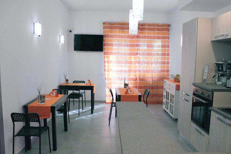 Arcadia Domus camere in affitto, Quartiere Aurelio-Boccea Roma, tutto NUOVO, vacation rental in Vatican City