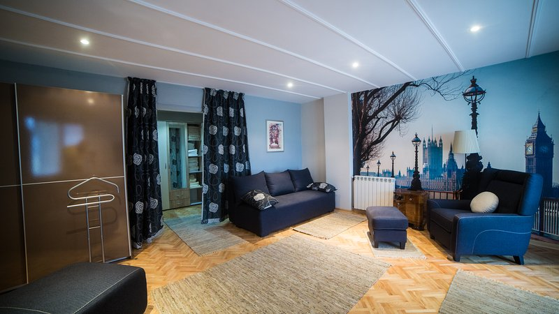 SKADARSKA BOHEMIAN APARTMENT, holiday rental in Belgrade