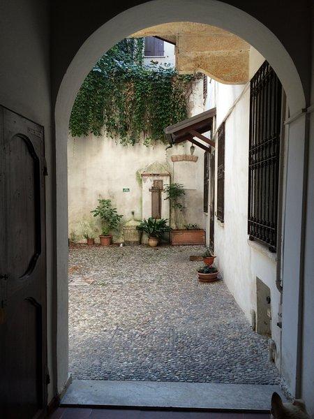 Casa Laura e Giacomo, location de vacances à Cerese di Virgilio