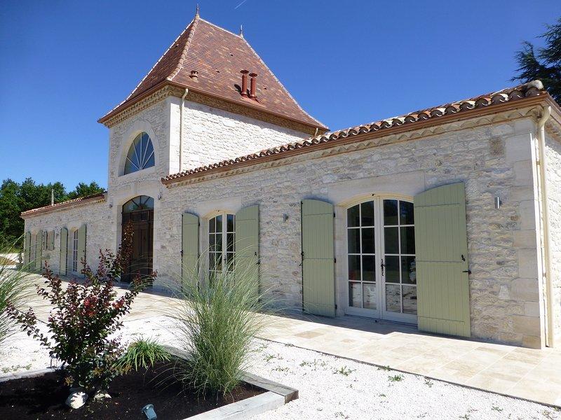 Luxury Gite, location de vacances à Thézac