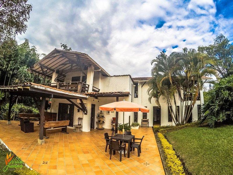 FINCA VILLA JUANA, location de vacances à Département de Risaralda