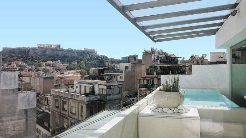 Alto Penthouse by K&K, holiday rental in Athens