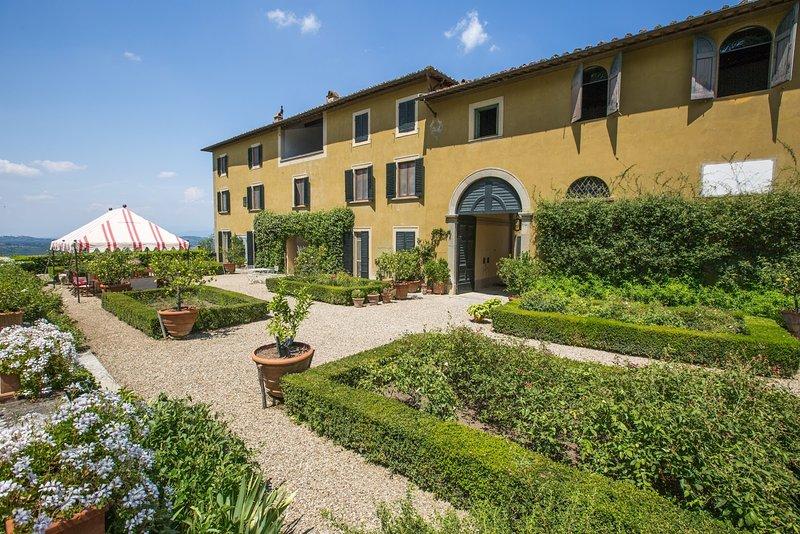 Villa di Tizzano_Greve en Chianti_1