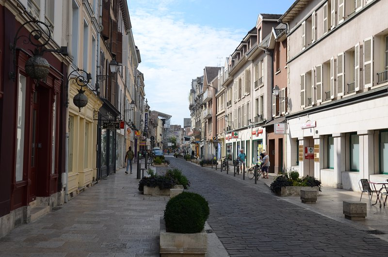 Gelegen in de rue Emile Zola