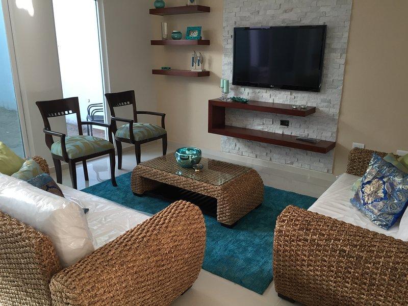 Departamento Cerritos Resort, alquiler de vacaciones en Mazatlán
