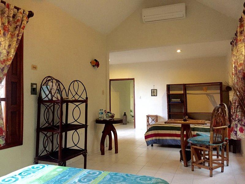 Casa de Piedra Private Room # 1 met A / C