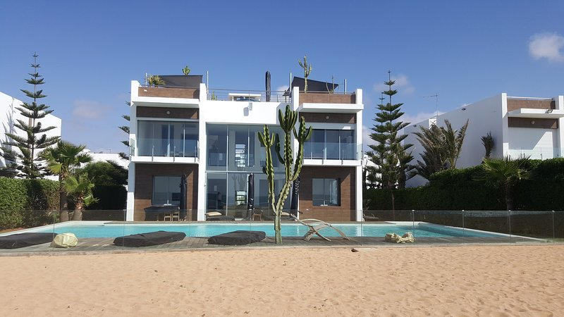 Spacious house with swimming-pool, holiday rental in Grand Casablanca Region