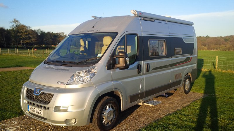 Berkshire Campervan Hire, location de vacances à Hampstead Norreys