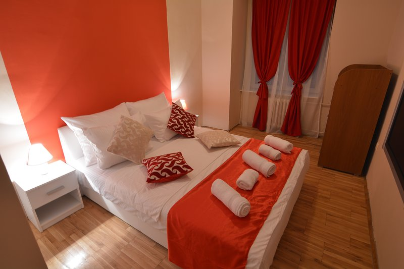 Apartment Kalemegdan is located in the center of Belgrade.